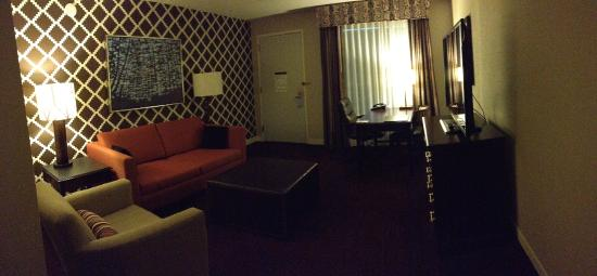Embassy Suites by Hilton Syracuse: Sitting area