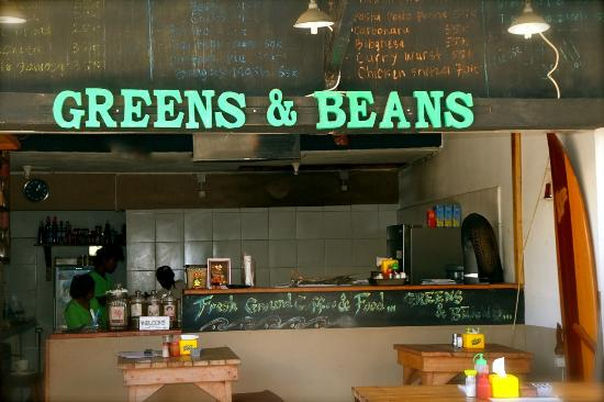 Greens & Beans