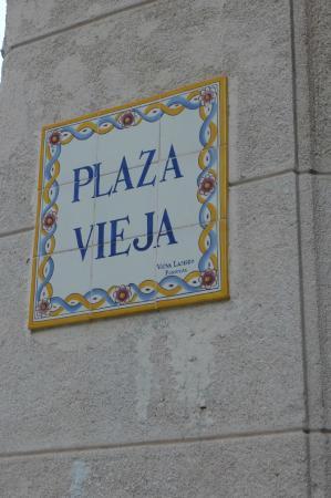 Hostal Plaza Vieja: the Plaza