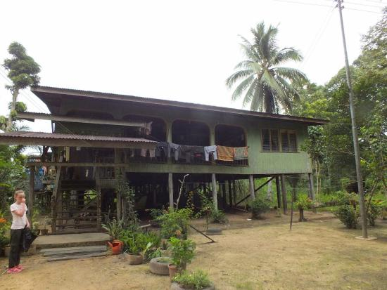 Bilit Village Homestay : Our homestay house