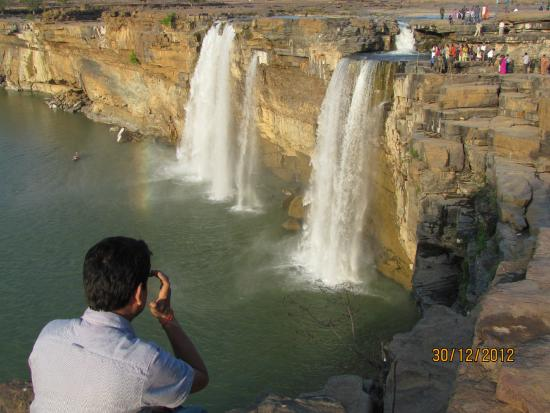 Jagdalpur India  City new picture : ... | Jagdalpur, India Picture of Chitrakot Waterfall, Jagdalpur