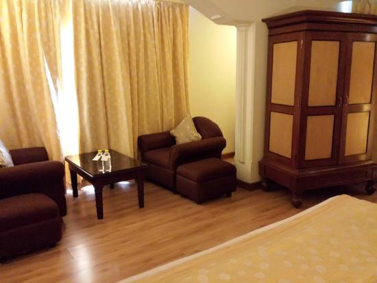 Utkarsh Vilas: our room