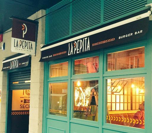 La pepita burger bar ourense picture of la pepita burger for La pepita burger salamanca