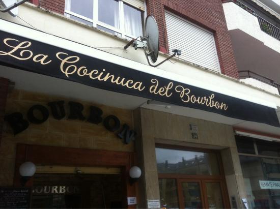 Renedo, Hiszpania: La Cocinuca del Bourbon