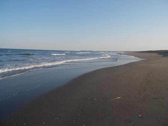 Shirako Beach: 海
