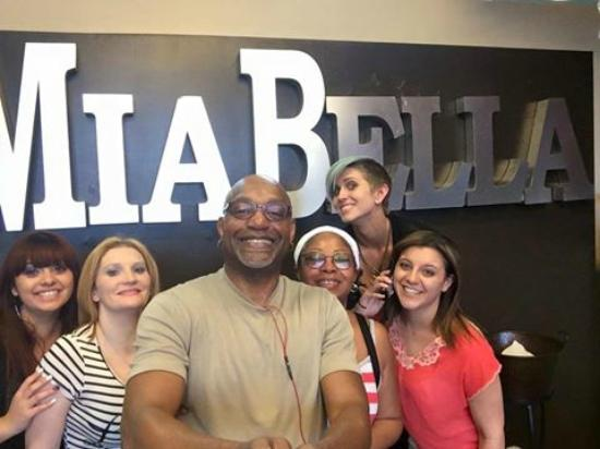 Best Hair Salon In Las Vegas Review Of Mia Bella Salon Day Spa