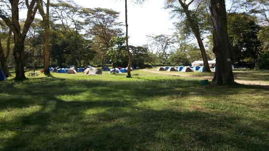 Fisherman's Camp : This is the best place for camping.  In the evening you get chance to see hippos