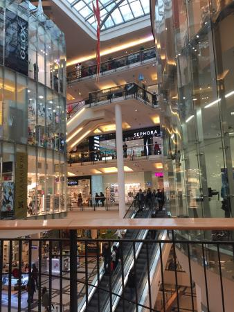 Palladium Shopping Center Prague - Picture of PALLADIUM ...