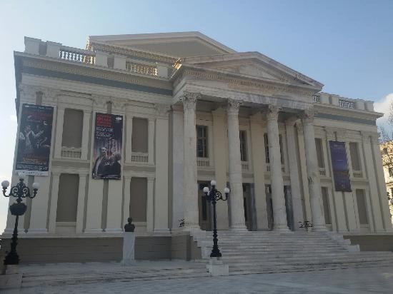 ‪Municipal Theatre of Piraeus‬