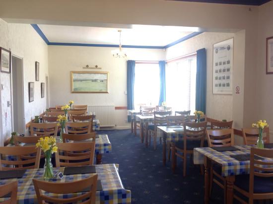 The green tearoom