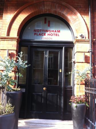 Nottingham Place Hotel London Marylebone : vue générale