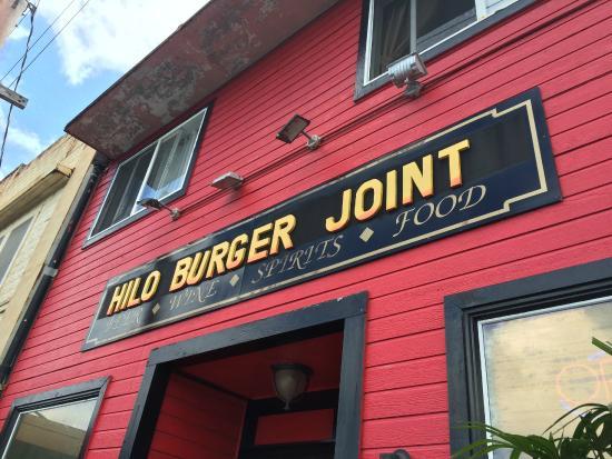 HILO Burger - Picture of Hilo Burger Joint, Island of Hawaii - Tripadvisor