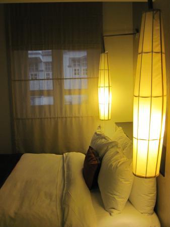 Good room ambience at Naumi Liora (14/Mar/15)