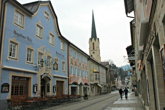 Hotel & Gasthof Schatten : Partenkirchen