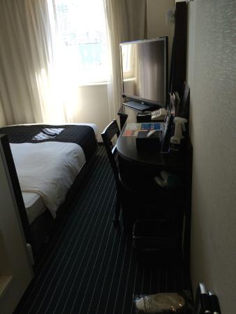 APA Villa Hotel Akasakamitsuke: Zimmer