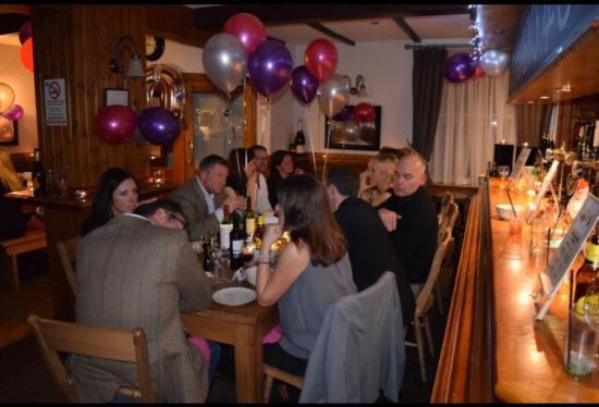 The Crewe & Harpur: Main bar