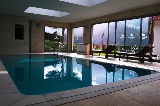 Solar Da Bica: Indoor Pool
