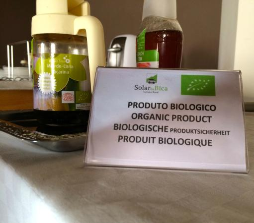 Solar Da Bica: Breakfast Organic Products
