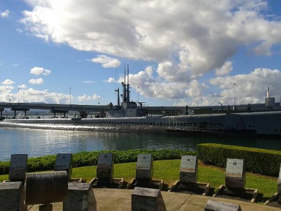 Honolulu Harbor
