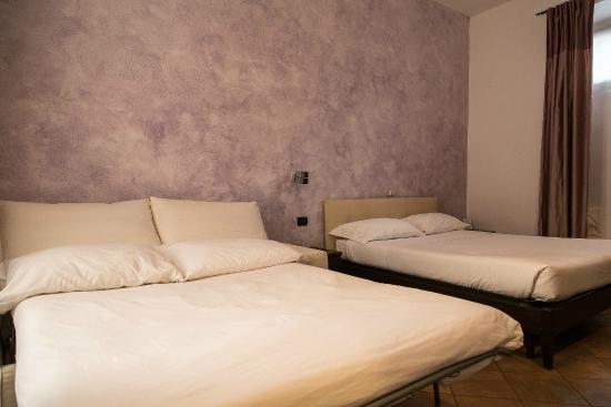 Il Corso Bed and Breakfast: camera viola