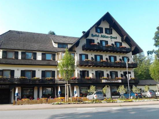 Hotel Adler Post Obertal