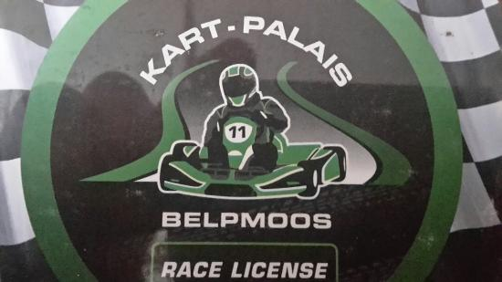 Belp, Switzerland: Race License