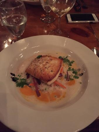 The Common Man: Delicious Halibut