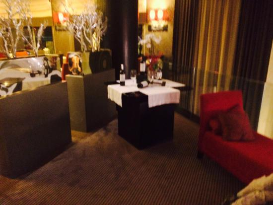 Hotel Baia Luanda: Entrée resto