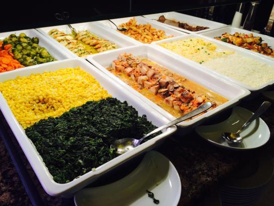 Hotel Baia Luanda: Buffet