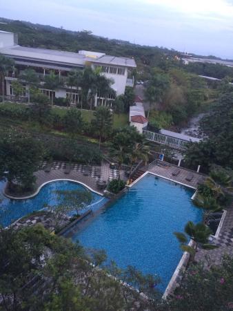 One bedroom condotel pool view