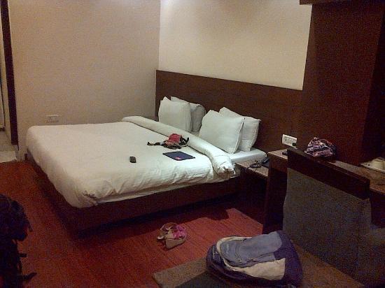 FabHotel Raj Paharganj: Habitación