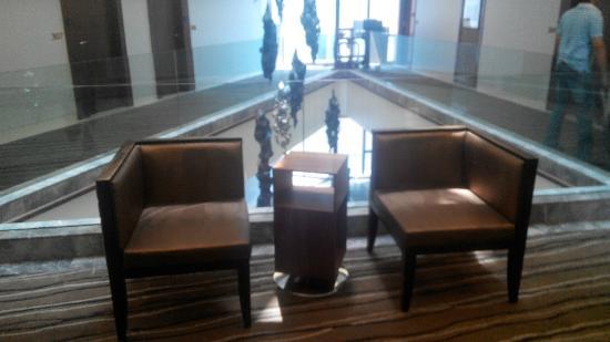 Hotel Suba International: lobby