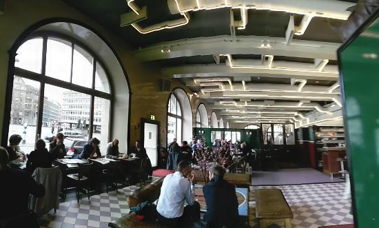 Restaurant Volkshaus: Volkshaus