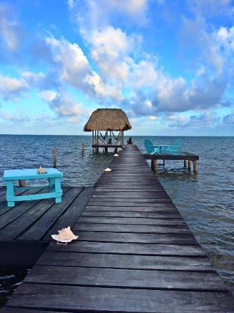Colinda Cabanas: Colinda Cabana pier