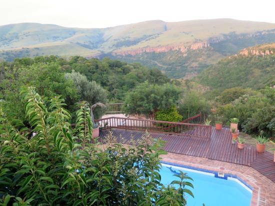 أكرا ريتريت - مسكن مطل على الجبل - دار ضيافة: The Pool