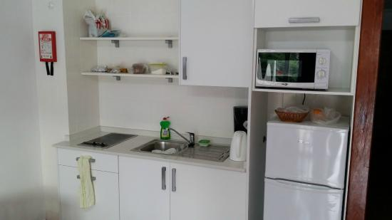 Apartamentos Miami Gran Canaria: Kuchnia całkiem spoko
