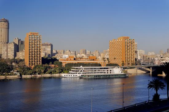 Marriott Cairo Hotel And Omar Khayyam Casino