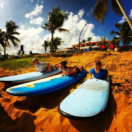 East Island Surfing Adventures