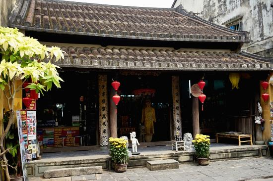 sch ne alte h user picture of hoi an ancient town hoi. Black Bedroom Furniture Sets. Home Design Ideas