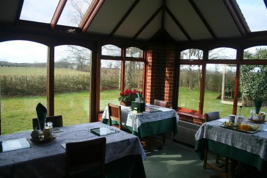 Jerico Farm : Dining Room