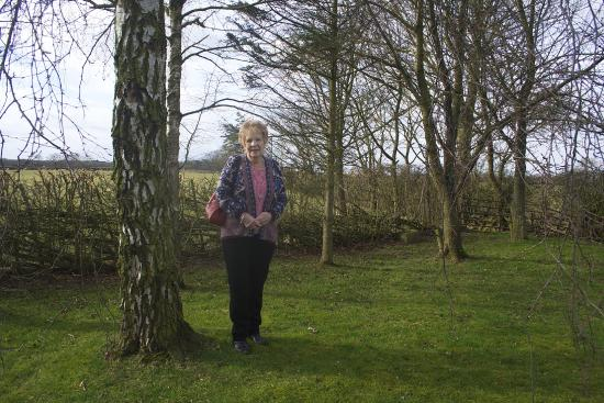 Jerico Farm : Beryl in the Grounds