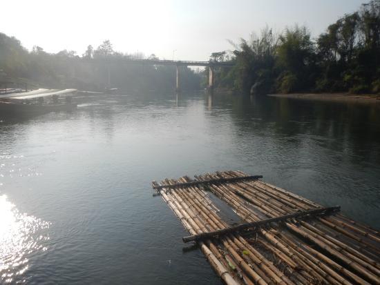 Boutique Raft Resort: View