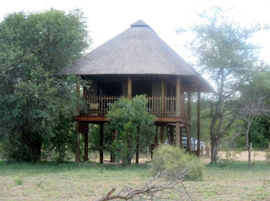 nThambo Tree Camp: Ou Cozy Tree House Home Away From Home
