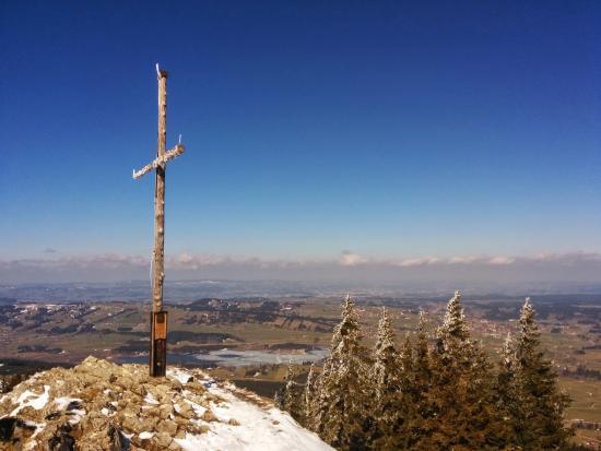 Berglodge: Alpspitze