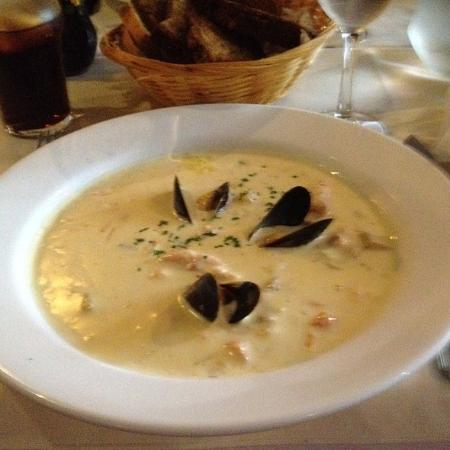 Marconi's: Seafood Chowder