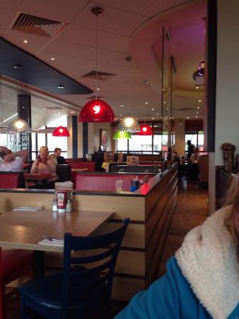 Inside View Picture Of Pizza Hut Barnstaple Tripadvisor