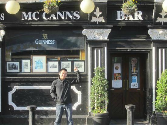 McCann's Bar