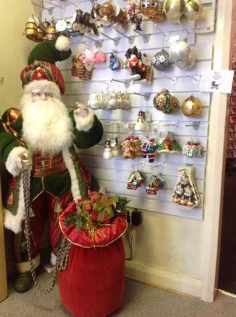 Conwy Christmas Shop