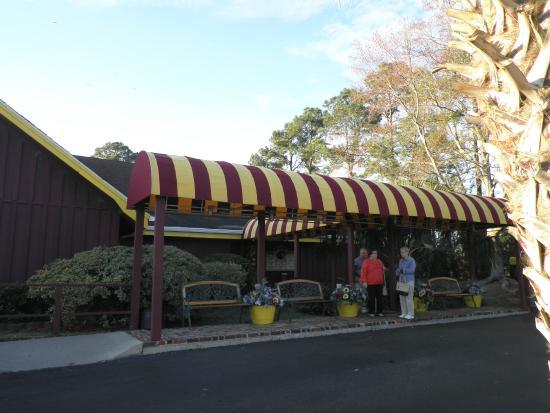 steak house in myrtle beach