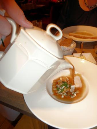 Hotel Restaurant Oud London : Bouilloneren